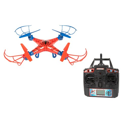 Marvel Spider-Man Sky Hero 4.5CH 2.4GHz RC Drone - image 1 of 6