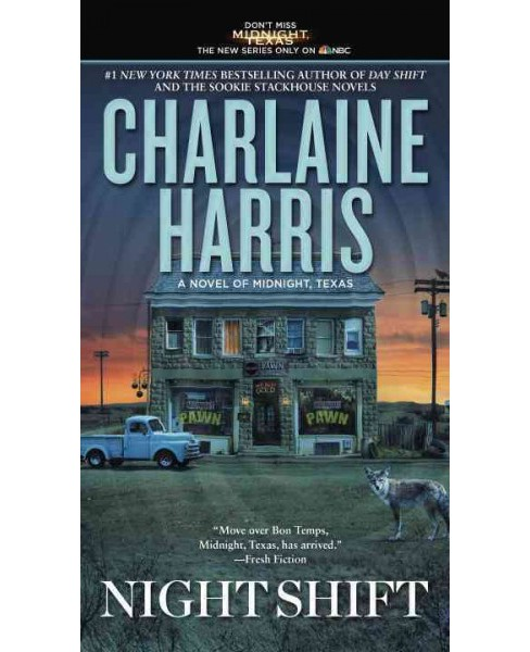 Night Shift (Paperback) (Charlaine Harris) - image 1 of 1