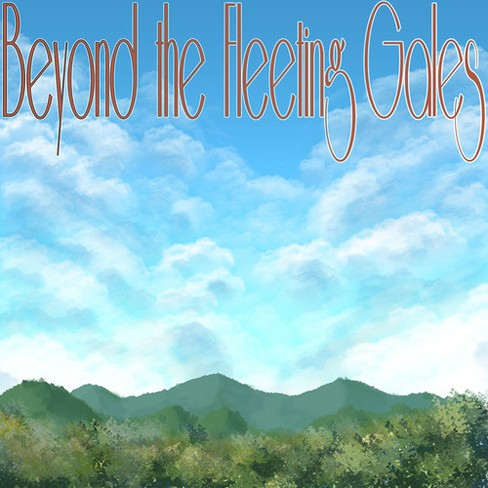 Crying - Beyond The Fleeting Gales (CD) - image 1 of 1