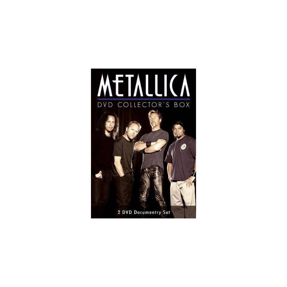 Metallica DVD Collectors Box Discounts
