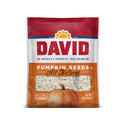 Nuts & Seeds: David Pumpkin Seeds
