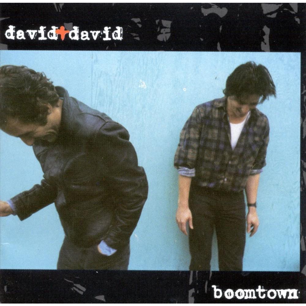David & david - Boomtown (CD)