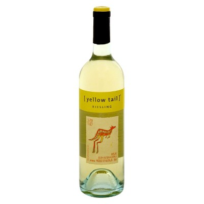 Yellow Tail Riesling White Wine - 750ml Bottle