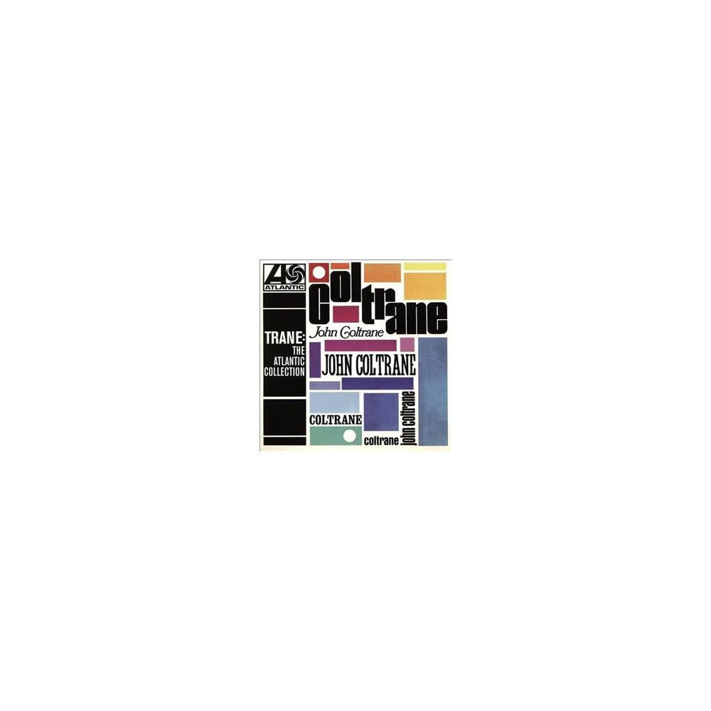 John Coltrane - Trane:Atlantic Collection (CD)