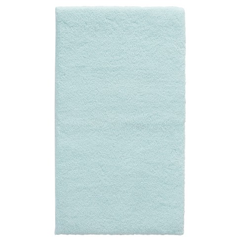 Marshmallow Solid Memory Bath Rugs - image 1 of 3