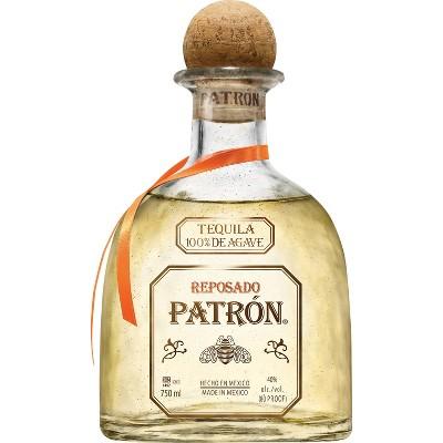 Patrón Reposado Tequila - 750ml Bottle