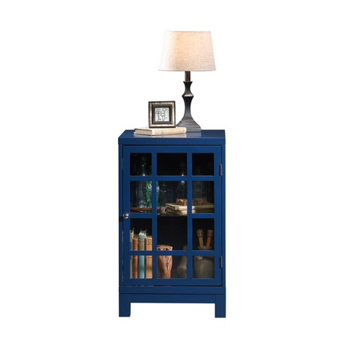 Sauder Carson Forge Display Cabinet - image 1 of 2