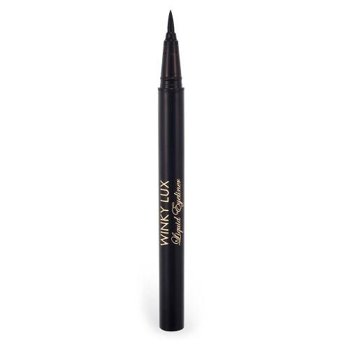 Winky Lux Liquid Eyeliner - Classic Black - 0.27 fl oz - image 1 of 4