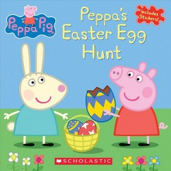 Peppa's Easter Egg Hunt -  (Peppa Pig) (Paperback)