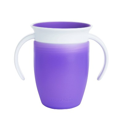 Munchkin Miracle 360⁰ Trainer Cup - Purple