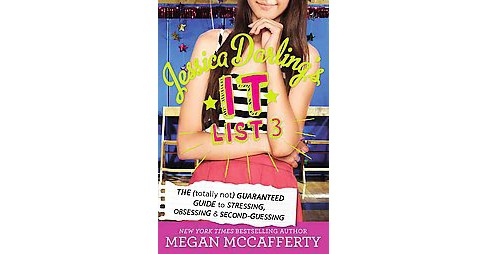 (Totally Not) Guaranteed Guide to Stressing, Obsessing & Second-guessing (Hardcover) (Megan McCafferty) - image 1 of 1