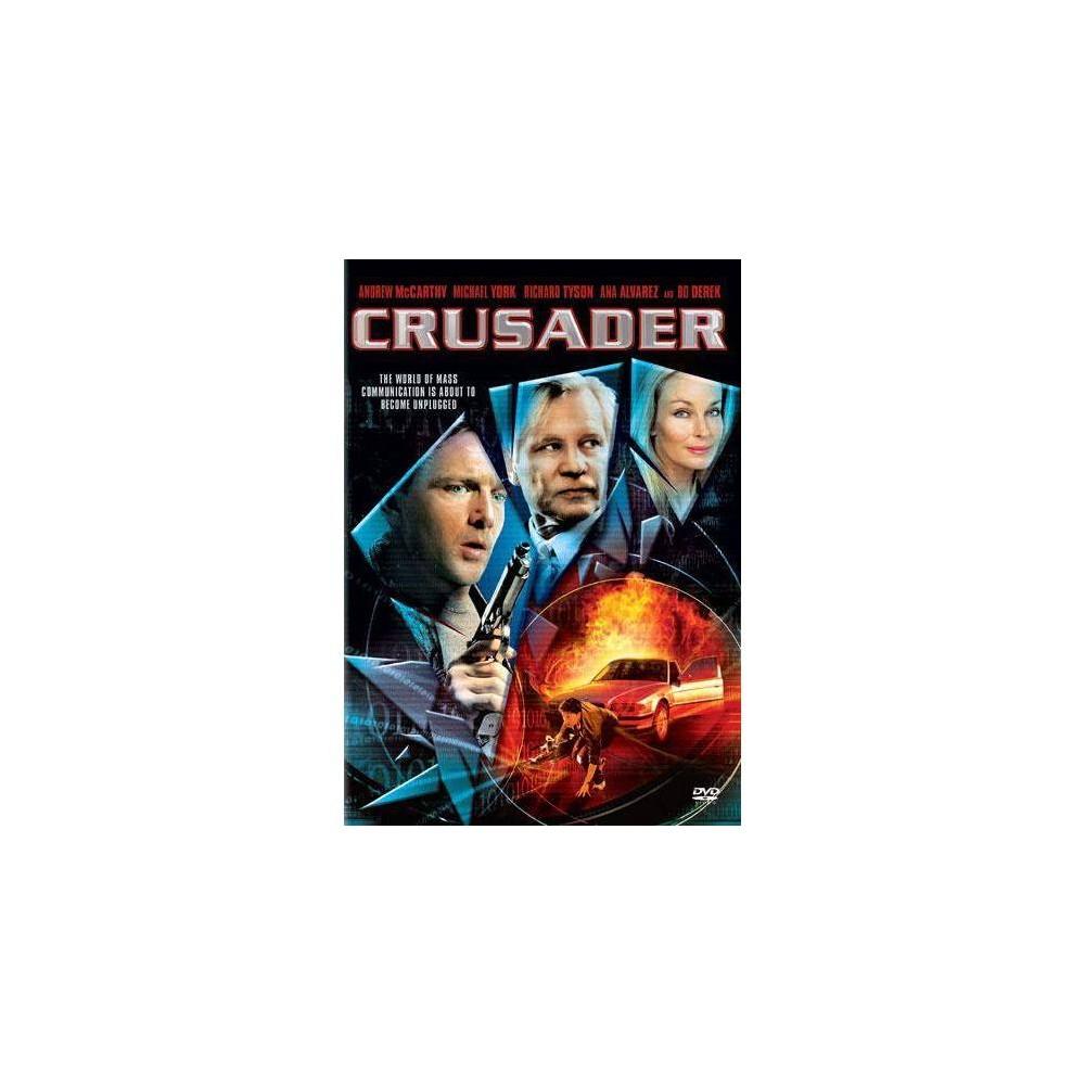 Crusader Dvd