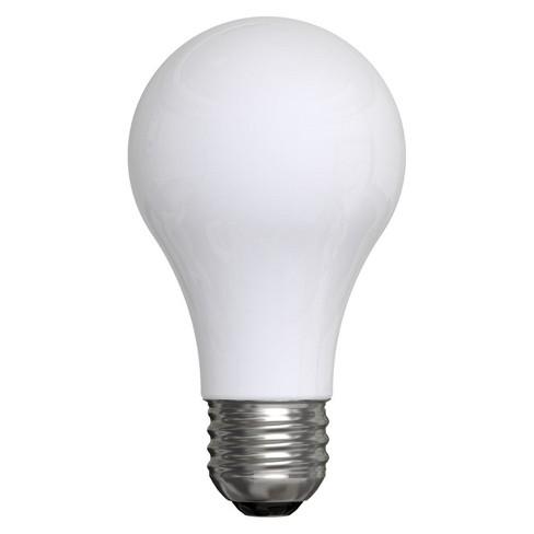 Ge 3070100 Watt 3 Way Long Life Incandescent Light Bulb 2 Pack