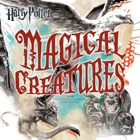 2018 Harry Potter Collector's Edition Wall Calendar - Trends International - image 1 of 5