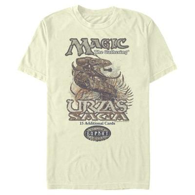 Men's Magic: The Gathering Vintage Urza's Saga Set T-Shirt