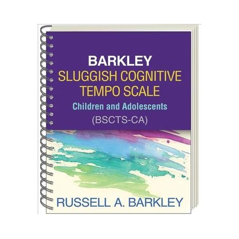 bcb085413 Barkley Sluggish Cognitive Tempo Scale-Children and Adolescents (BSCTS-CA)  - (Paperback)