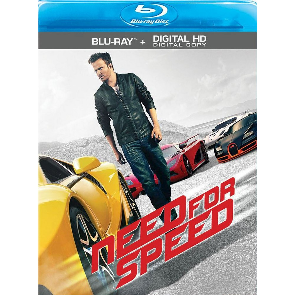 Need for Speed (Includes Digital Copy) (Blu-ray)