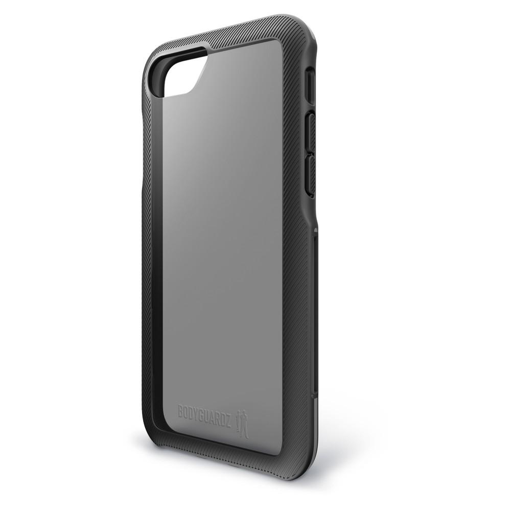 BodyGuardz Apple iPhone 8/7/6s/6 Case - Black/Grey, Gray Black