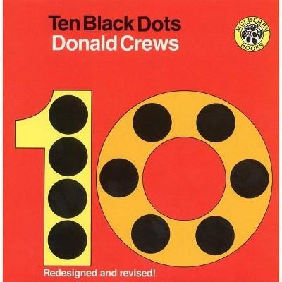 Math Trailblazers: Ten Black Dots Trade Book - (Paperback)
