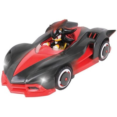 Nkok Sonic Racing 2.4Ghz Remote Controlled Car w/ Turbo Boost | Shadow The Hedgehog
