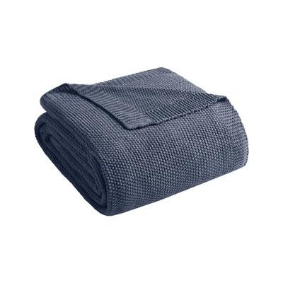 "50""x60"" Bree Knit Throw Blanket"
