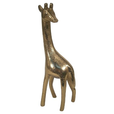 Decorative Giraffe Figure Gold - Nate Berkus™