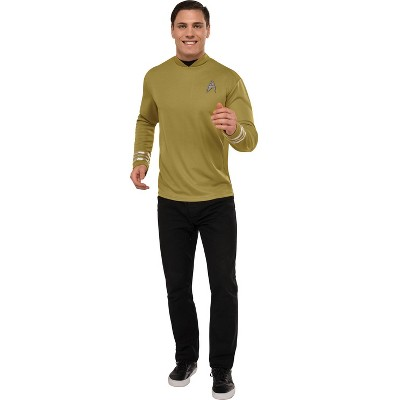 Star Trek Deluxe Captain Kirk Adult Costume