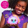 Pomsies Lumies - Rainbow Charged Interactive Pet - Sparkle Rush - image 3 of 4