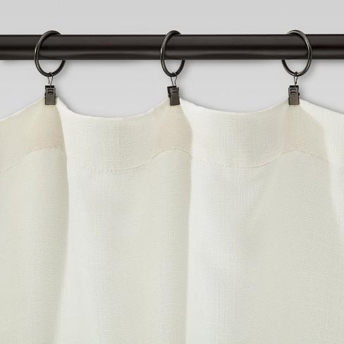 Curtain Clip Rings Set