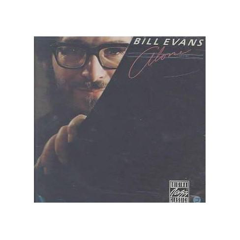 Bill (Piano) Evans - Alone Again (CD) - image 1 of 1