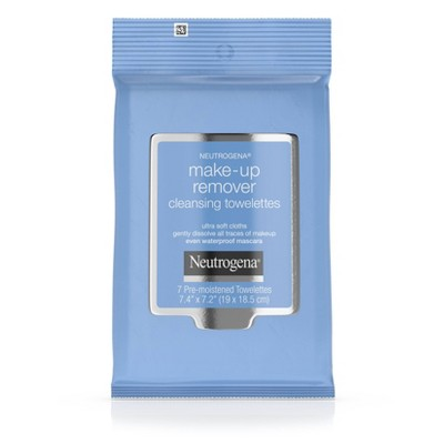 Facial Cleansing Wipes: Neutrogena Makeup Remover