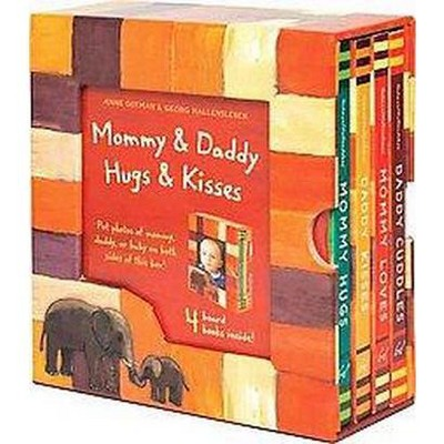 Mommy & Daddy Hugs & Kisses (Hardcover)(Anne Gutman)