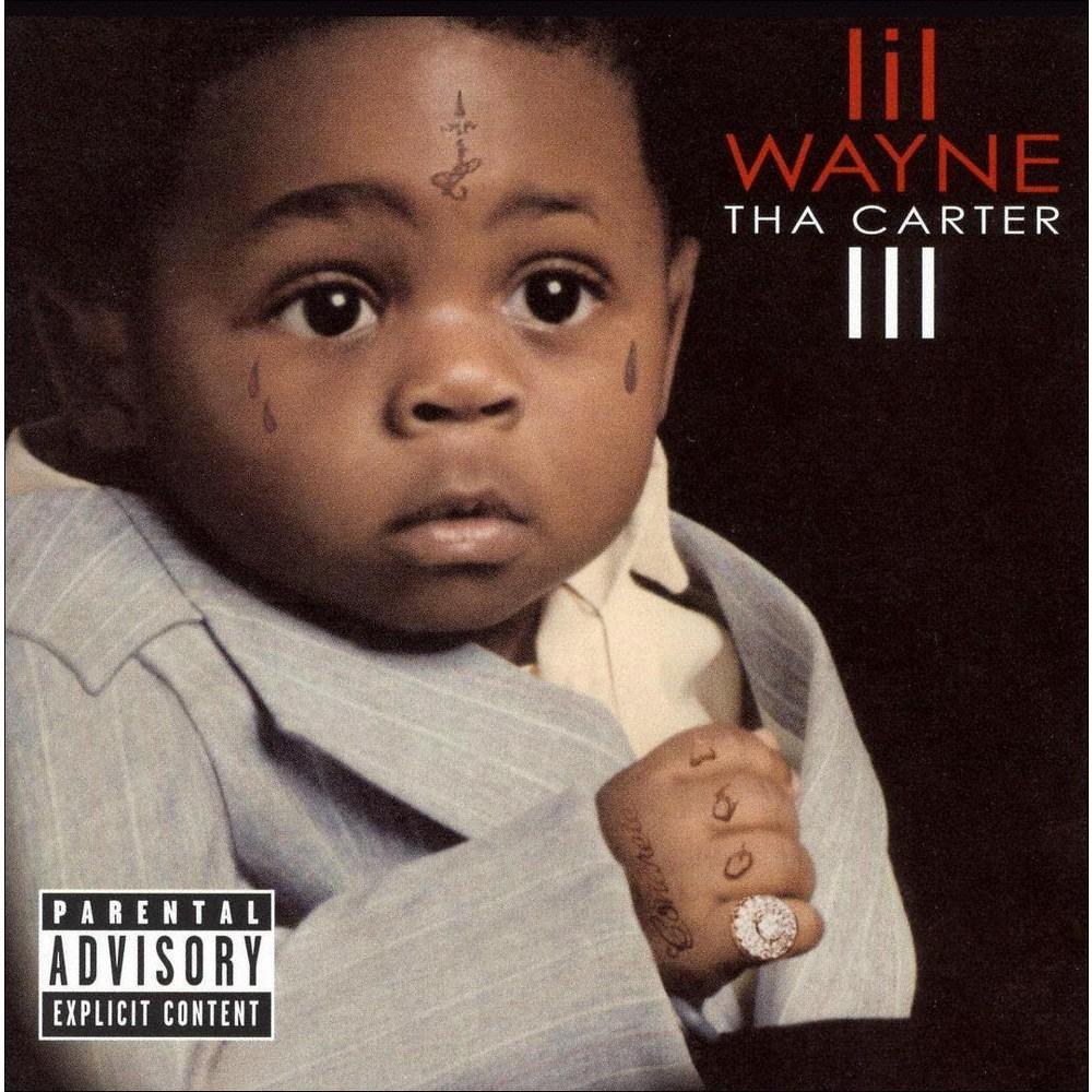 Lil Wayne Tha Carter Iii Explicit Lyrics Cd