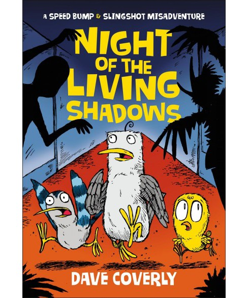 Night of the Living Shadows (Hardcover) (Dave Coverly) - image 1 of 1