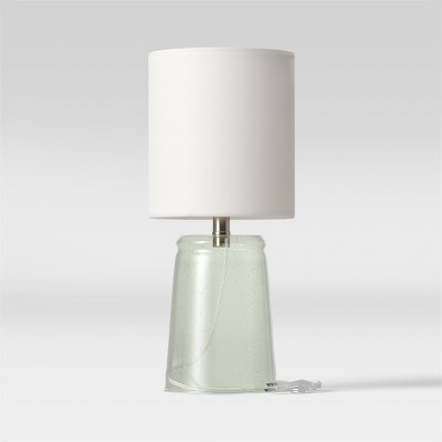 Bubble Glass Mini Accent Lamp (Includes Energy Efficient Light Bulb)Green - Threshold™
