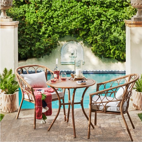 Britanna 3pc Patio Bistro Set - Opalhouse™ - image 1 of 4