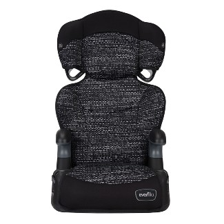 Evenflo Big Kid Booster Seat - Static Black