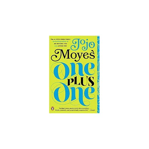 One Plus One (Paperback) by Jojo Moyes - image 1 of 1