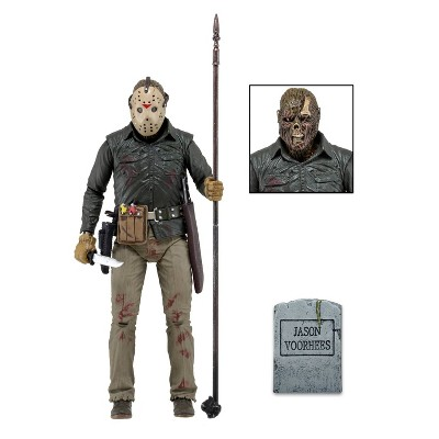 """Friday the 13th - 7"""" Figure - Ultimate Part 6 Jason"""