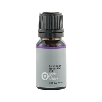 .33 fl oz 100% Essential Oil Single Note Lavender - Made By Design™