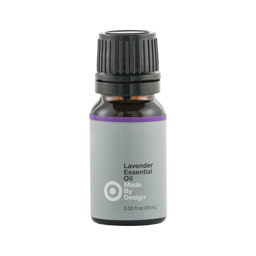 Image of .33 fl oz 100% Essential Oil Single Note Lavender - Made By Design
