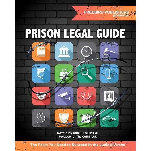 Prison Legal Guide - (Paperback)