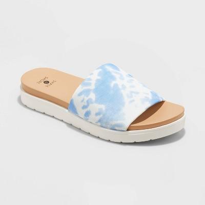 Women's Kassidy Platform Slide Sandals - Shade & Shore™