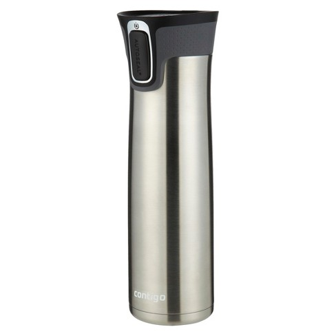 Stainless Autoseal Steel Contigo 24oz West Loop Mug Travel TKJF13lc