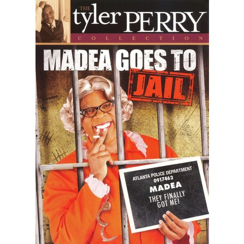 The Tyler Perry Collection Madea Goes To Jail Dvd Target
