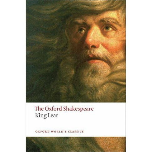 The History of King Lear - (Oxford World's Classics (Paperback)) by  William Shakespeare (Paperback) - image 1 of 1