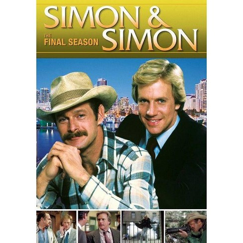 Simon & Simon: The Final Season (DVD) - image 1 of 1