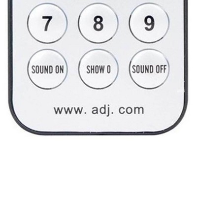 American Wireless Remote Control for Inno Pocket Spot/Roll/Scan Lights (2 Pack)
