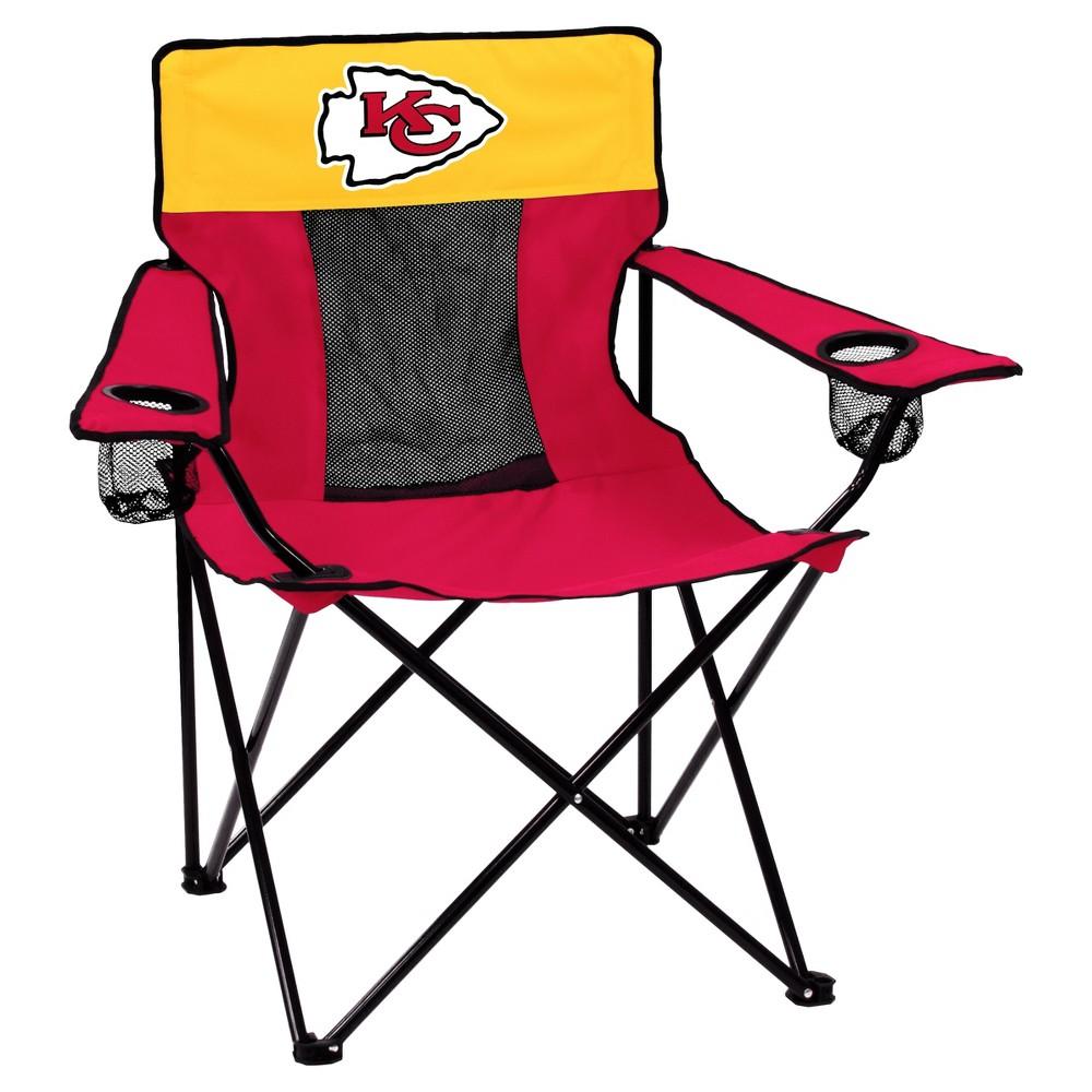 NFL Kansas City Chiefs Elite Portable Quad Chair