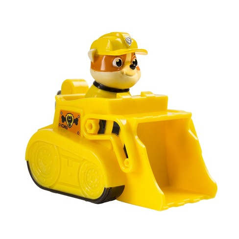 PAW Patrol Racers Rubble Vehicle - image 1 of 2
